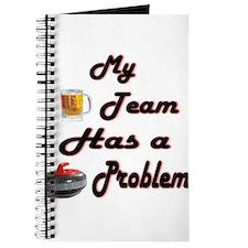 My Drinking Team Has a Curlin Journal
