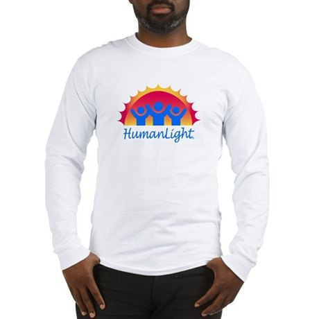 HumanLightNew Long Sleeve T-Shirt