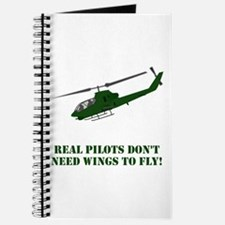 Apache helicopter Journal