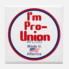 Pro Union Tile Coaster