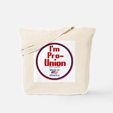 Pro Union Tote Bag