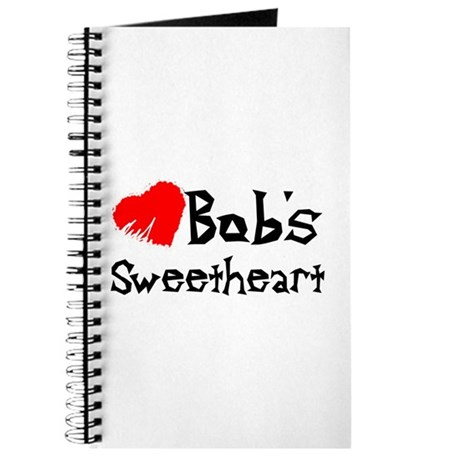 Bob's Sweetheart Journal