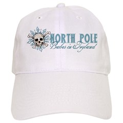 NPBT Skullflake Baseball Cap