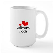 Editors Rock Mug