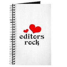 Editors Rock Journal