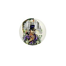 VooDoo New Orleans Mini Button