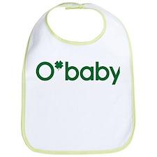 O'Baby Irish Baby Bib