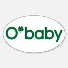 O'Baby Irish Baby Decal