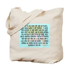 Retired Teacher Story Art Tote Bag