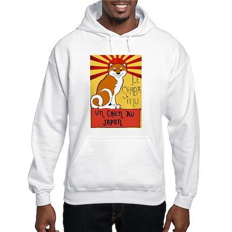 Le Shiba Hooded Sweatshirt