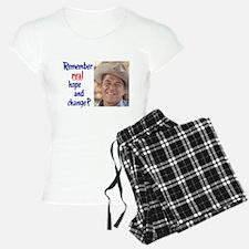 real hope and change Pajamas
