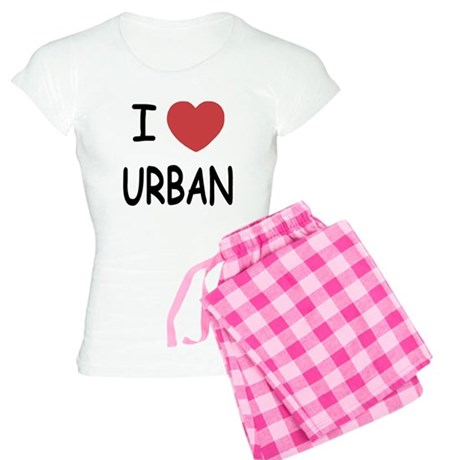 I heart urban Women's Light Pajamas
