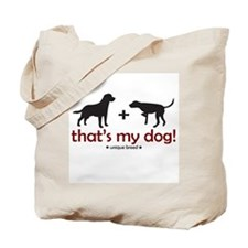 Lab/Pointer Tote Bag