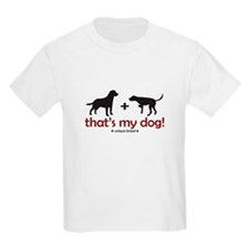 Lab/Pointer Kids T-Shirt