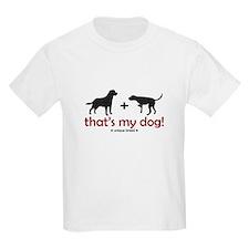 Lab/Pointer Kids T-Shirt