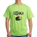 Nice Rock Green T-Shirt