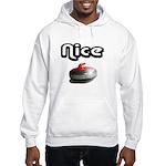 Nice Rock Hooded Sweatshirt