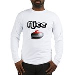 Nice Rock Long Sleeve T-Shirt
