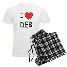 I heart Deb Pajamas