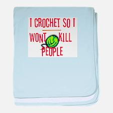 Unique Crochet baby blanket