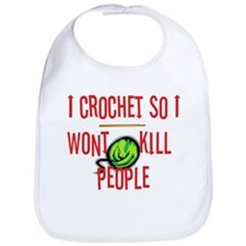 Unique Crochet Bib