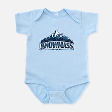 Snowmass Blue Mountain Infant Bodysuit