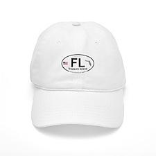 Florida City Baseball Cap