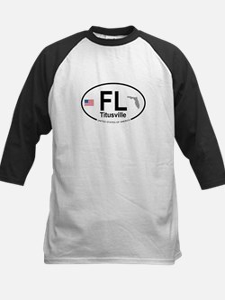 Florida City Kids Baseball Jersey