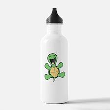 Skuzzo Happy Turtle Water Bottle