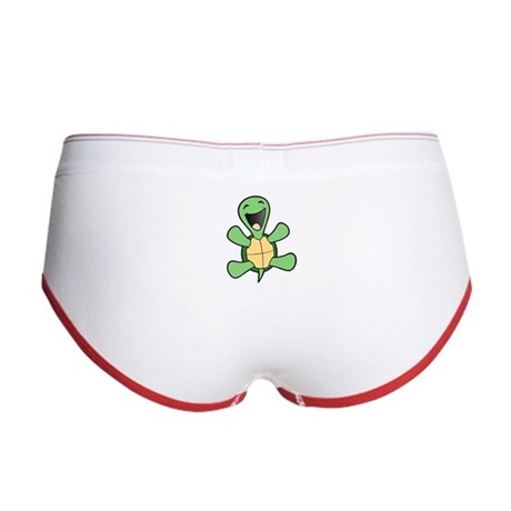 Skuzzo Happy Turtle Women's Boy Brief