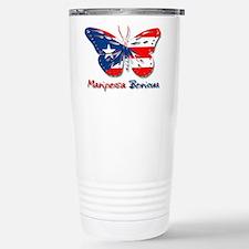 Cute Blanca Travel Mug