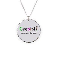 Co-Exist Section Necklace