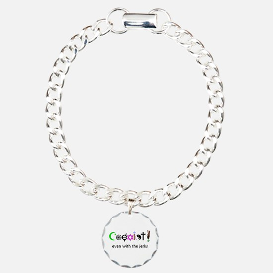 Co-Exist Section Bracelet