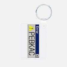 TF Designs - PEBKAC Keychains
