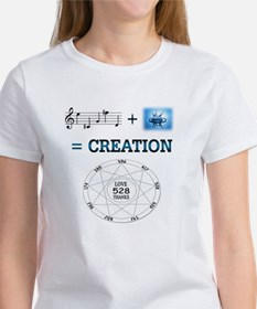 Solfeggio Creation Formula ~ Tee