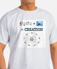 Solfeggio Creation Formula ~ T-Shirt