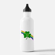 13th Shamrock Water Bottle
