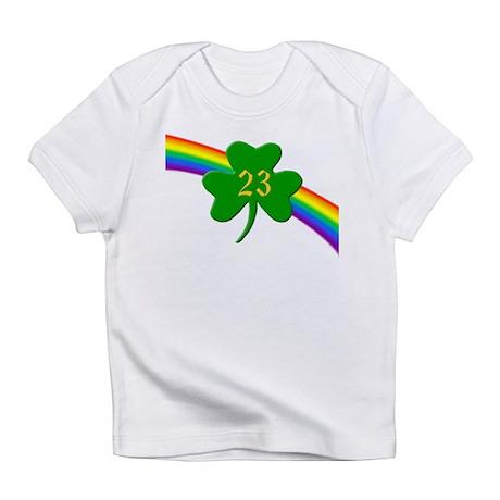 23rd Shamrock Infant T-Shirt
