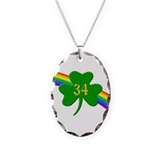 34th Shamrock Necklace
