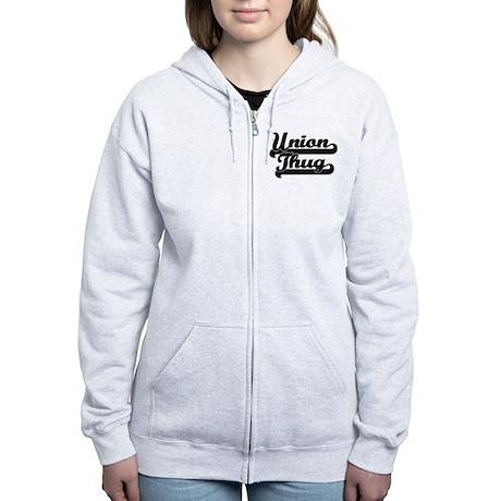Union Thug Women's Zip Hoodie