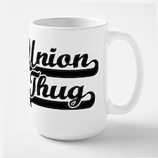 Union Thug Large Mug