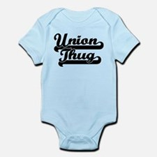 Union Thug Infant Bodysuit