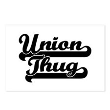 Union Thug Postcards (Package of 8)