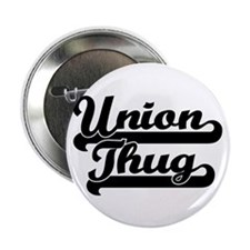 """Union Thug 2.25"""" Button (10 pack)"""