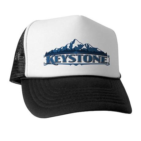 Keystone Blue Mountain Trucker Hat