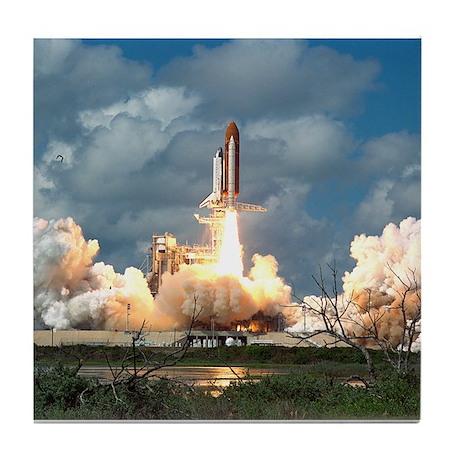 STS-26 Return to Flight Tile Coaster