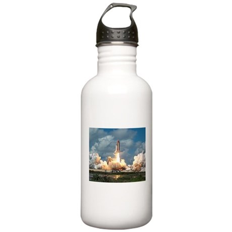 STS-26 Return to Flight Stainless Water Bottle 1.0
