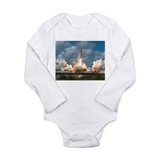 STS-26 Return to Flight Long Sleeve Infant Bodysui