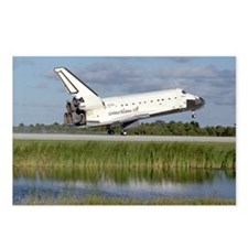 STS-86 Landing Postcards (Package of 8)