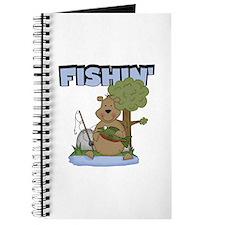 Bear Fishin' Journal